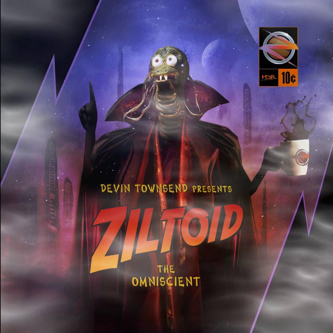 Devin Townsend - Ziltoid the Omniscient (2007)