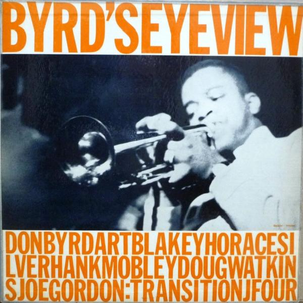Donald Byrd - Byrd's Eye View (1955)