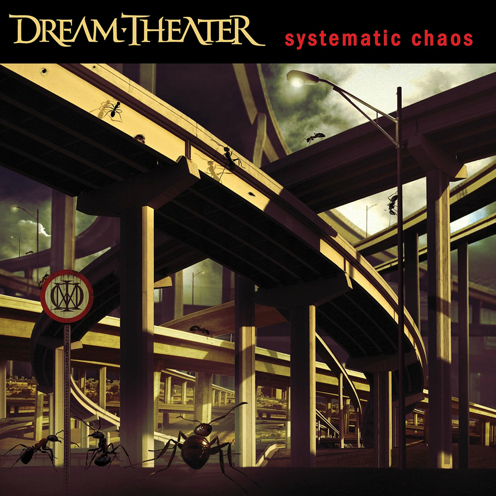 Dream Theater - Systematic Chaos (2007)