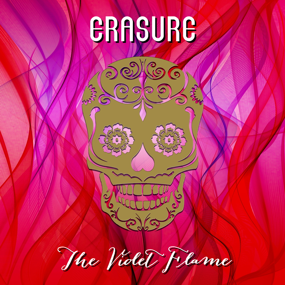 Erasure - The Violet Flame (2014)
