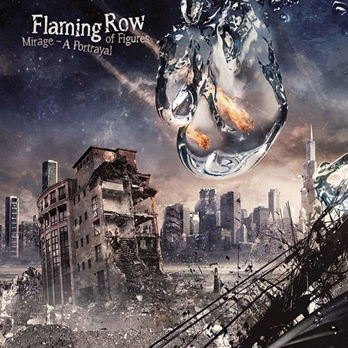 Flaming Row - Mirage - A Portrayal Of Figures (2014)
