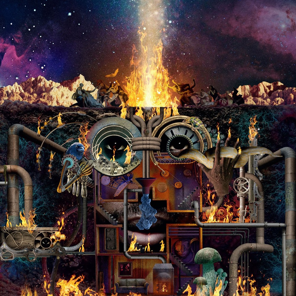 Flying Lotus - Flamagra (2019)