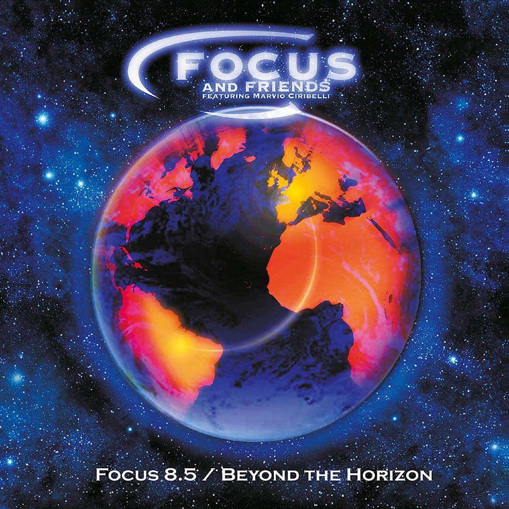 Focus - Focus 8.5 / Beyond The Horizon (2016)