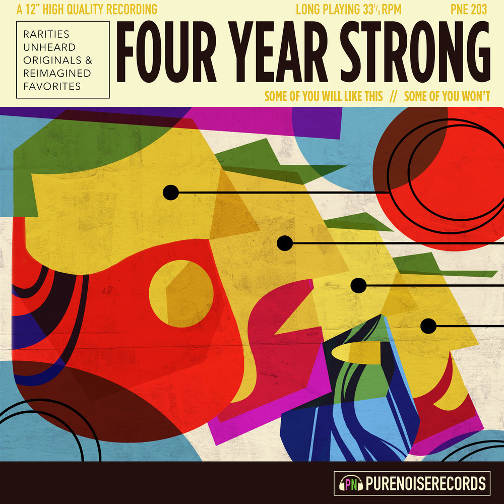 Four Year Strong - Some Of You Will Like This // Some Of You Won't (2017)