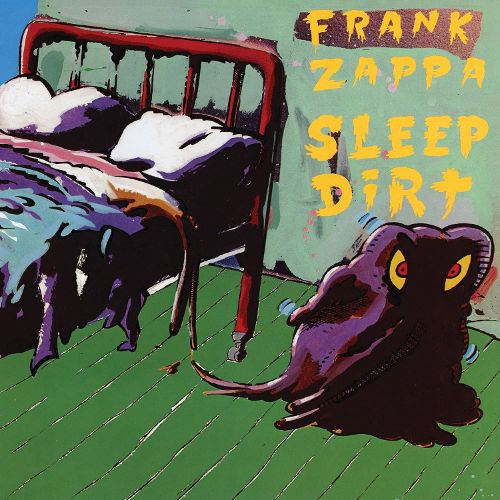 Frank Zappa - Sleep Dirt (1979)