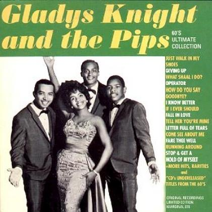 Gladys Knight And The Pips - Gladys Knight And The Pips (1965)