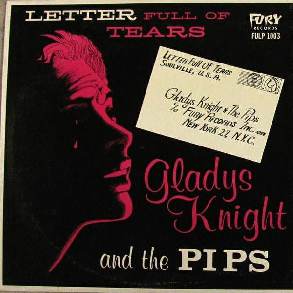 Gladys Knight And The Pips - Letter Full Of Tears (1962)