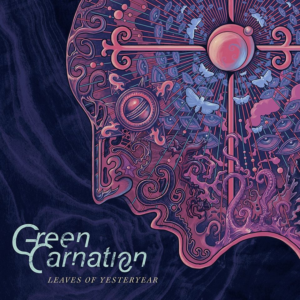Green Carnation - Leaves Of Yesteryear (2020)