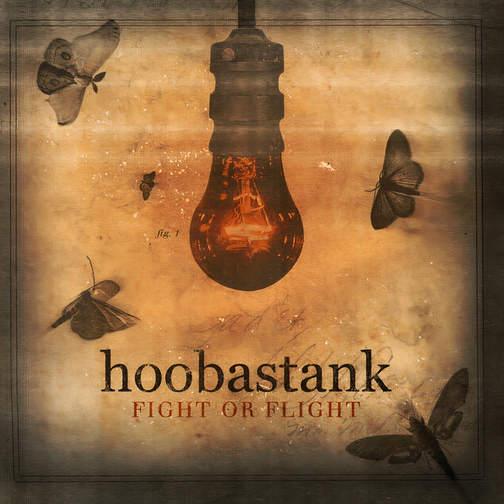 Hoobastank - Fight or Flight (2012)