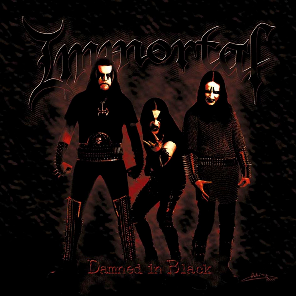 Immortal - Damned in Black (2000)