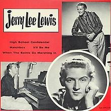 Jerry Lee Lewis - Jerry Lee Lewis (1958)