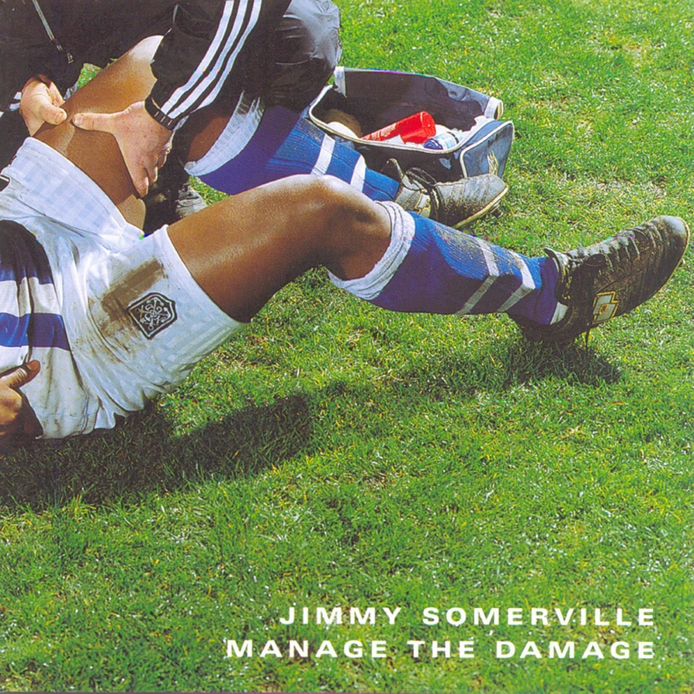 Jimmy Somerville - Manage The Damage (1999)