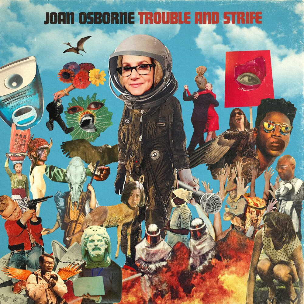 Joan Osborne - Trouble And Strife (2020)
