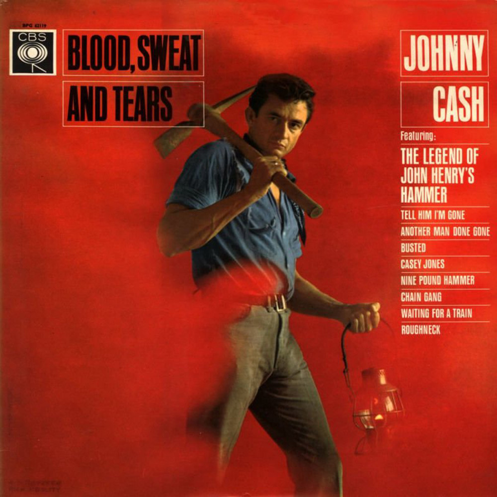 Johnny Cash - Blood, Sweat and Tears (1963)