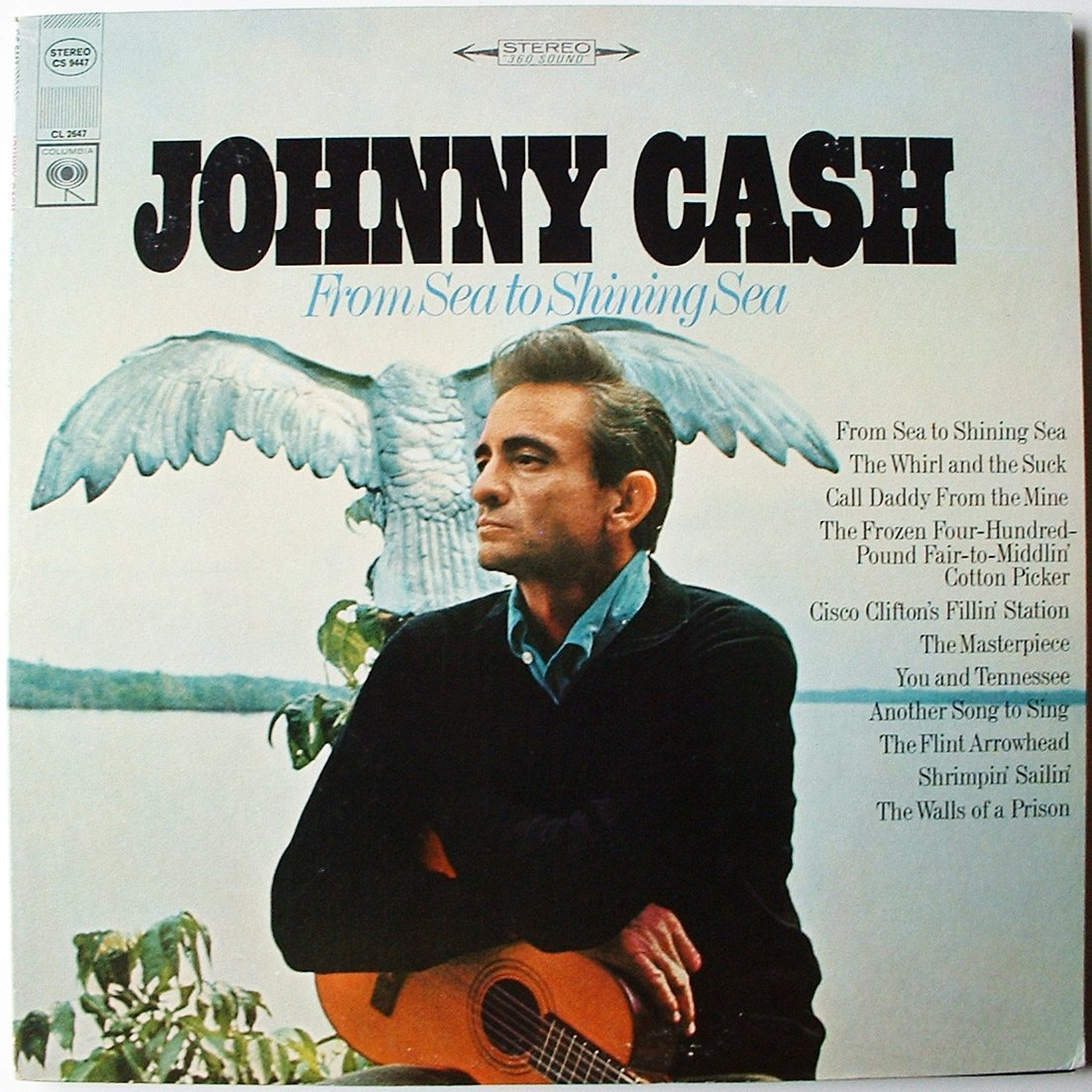 Johnny Cash - From Sea To Shining Sea (1968)