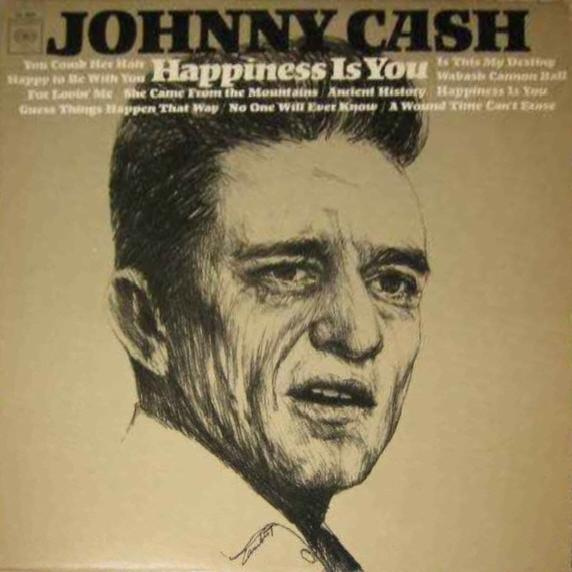 Johnny Cash - Happiness Is You (1966)