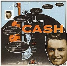 Johnny Cash - With His Hot and Blue Guitar (1957)
