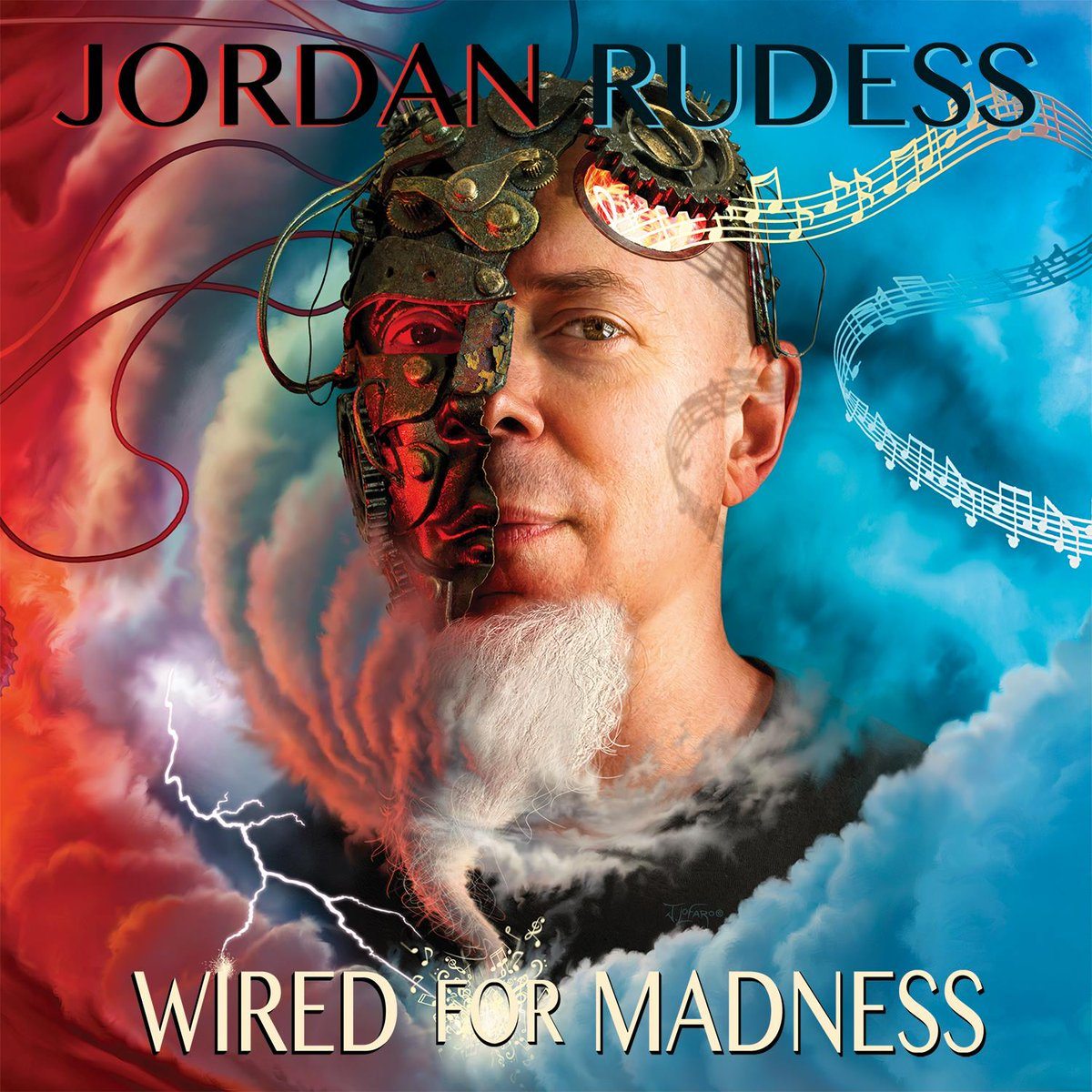 Jordan Rudess - Wired For Madness (2019)