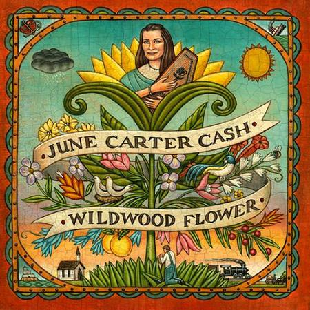 June Carter Cash - Wildwood Flower (2003)
