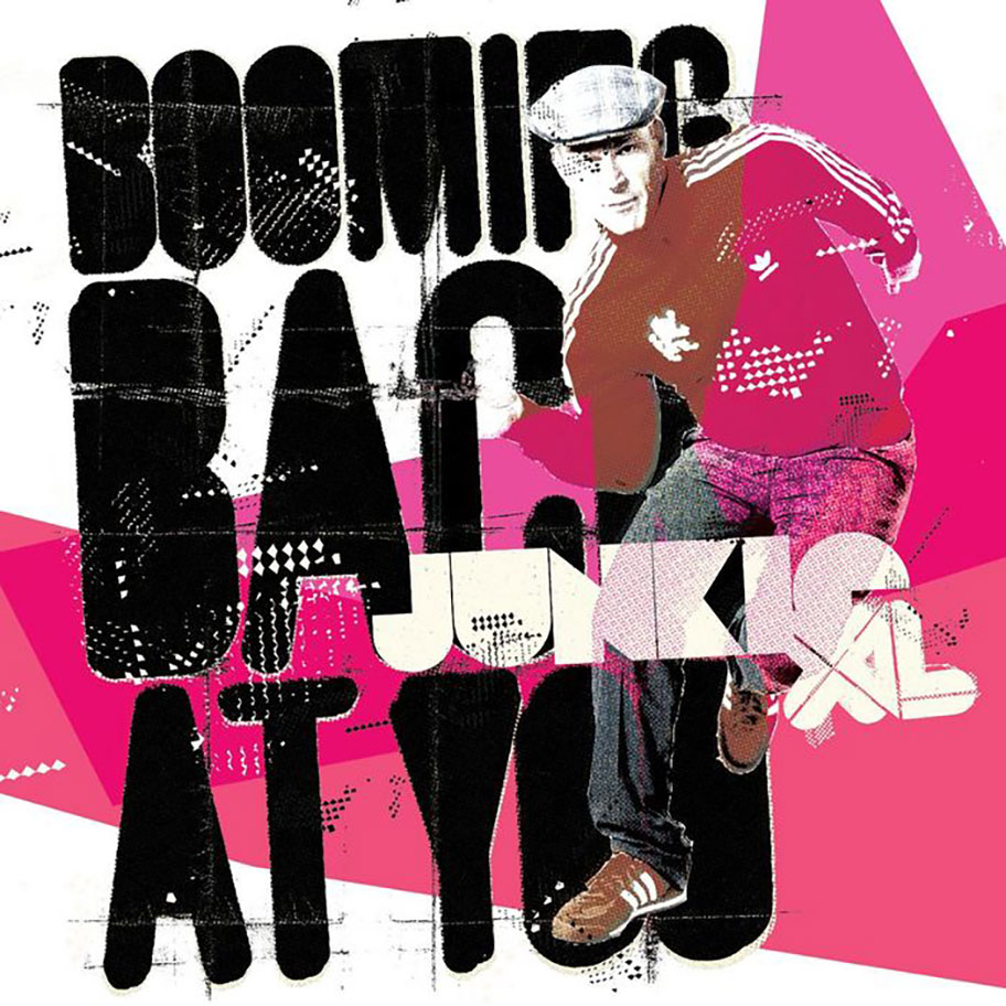 Junkie XL - Booming Back At You (2008)