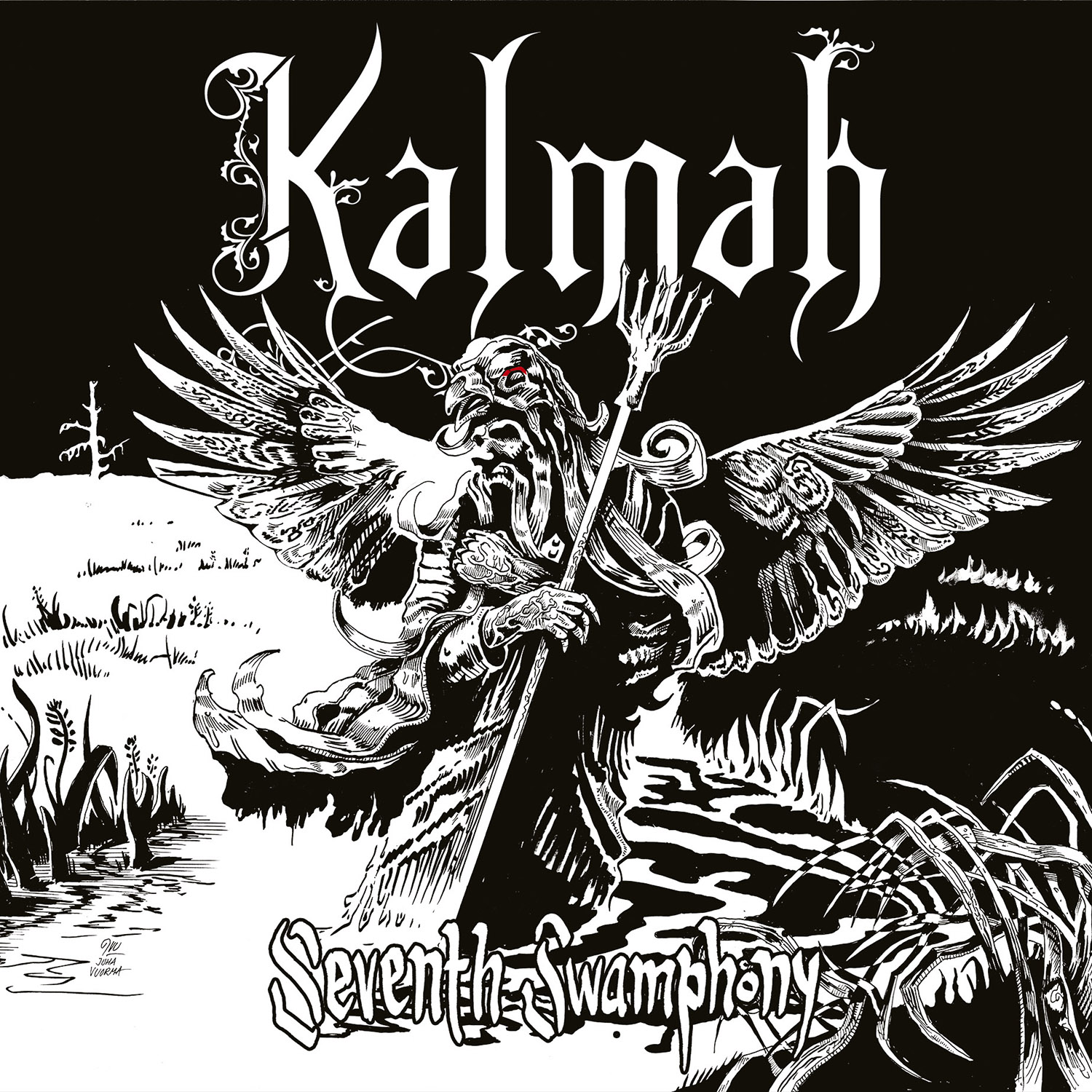 Kalmah - Seventh Swamphony (2013)