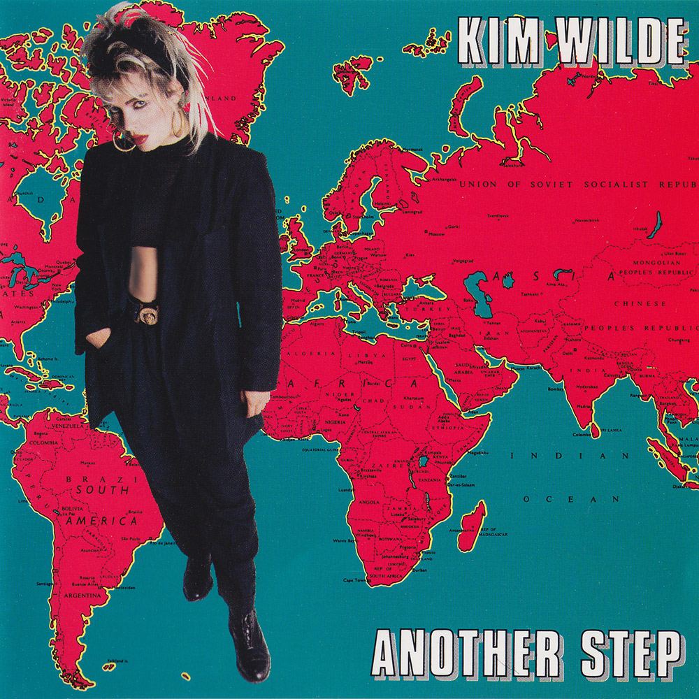 Kim Wilde - Another Step (1986)