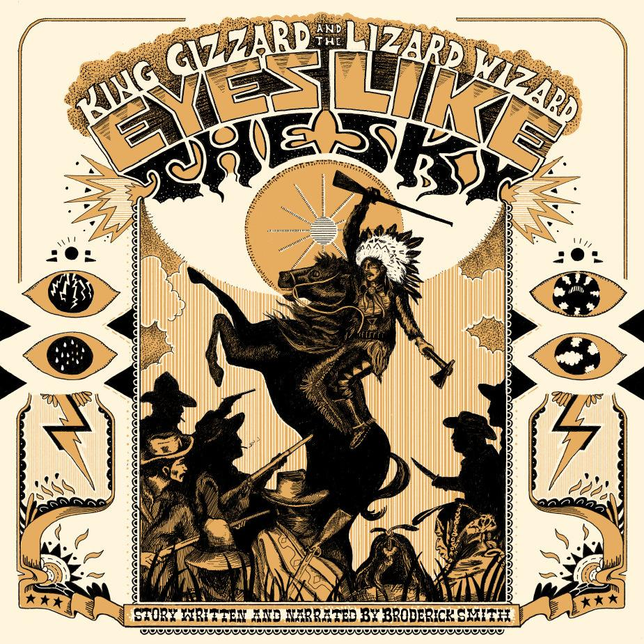 King Gizzard & The Lizard Wizard - Eyes Like The Sky (2013)