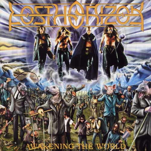 Lost Horizon - Awakening The World (2001)