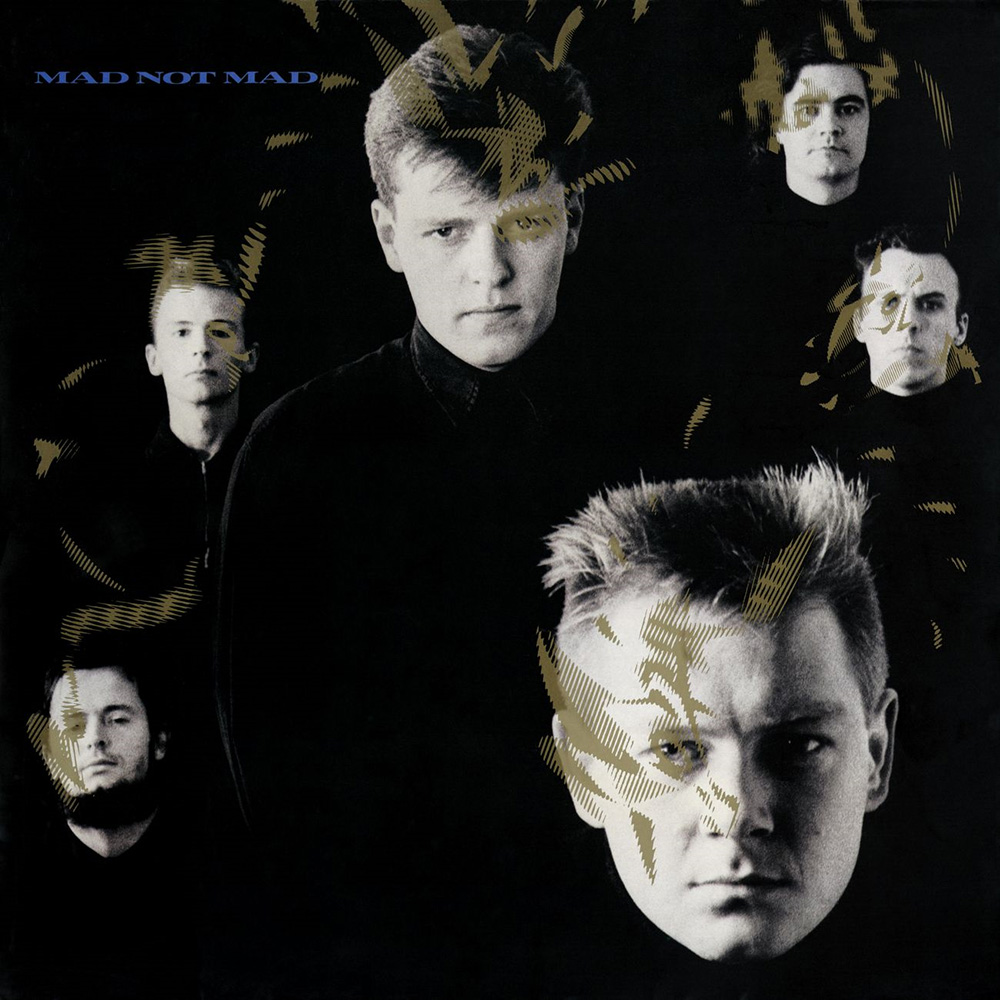 Madness - Mad Not Mad (1985)