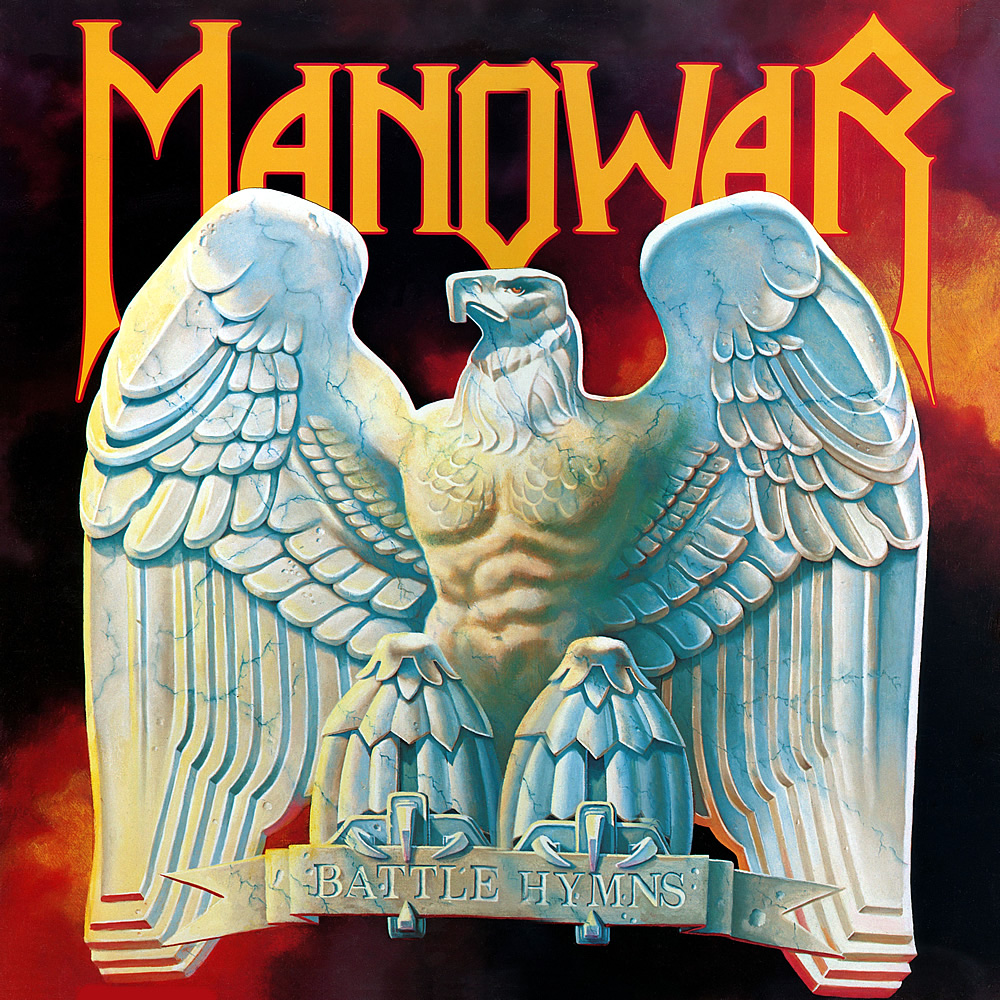 Manowar - Battle Hymns (1982)