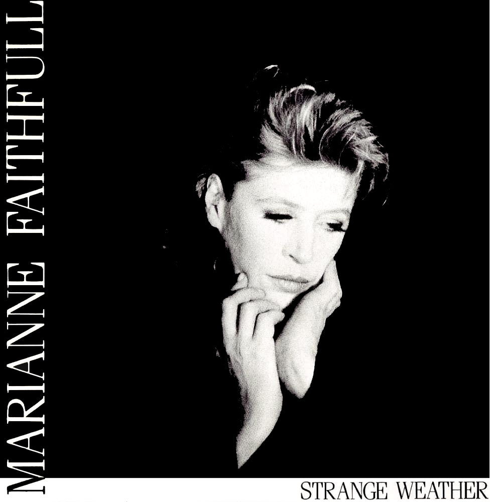 Marianne Faithfull - Strange Weather (1987)