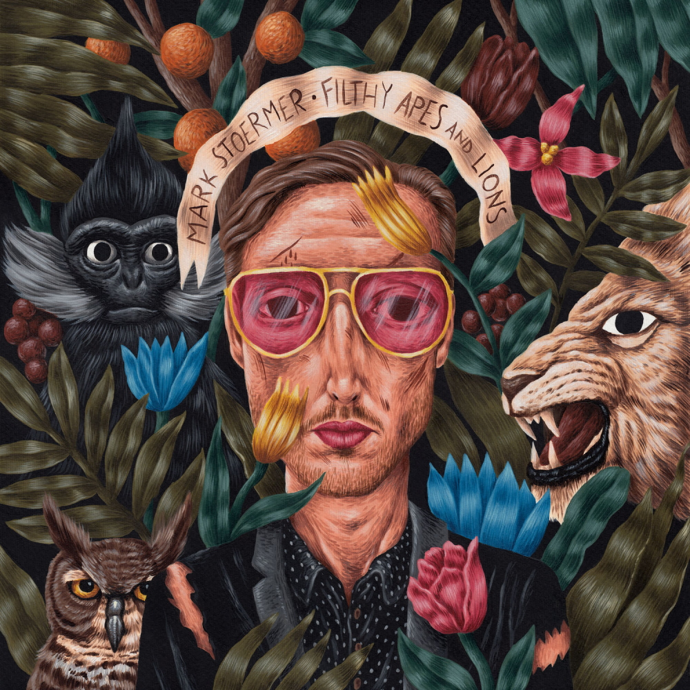 Mark Stoermer - Filthy Apes and Lions (2017)