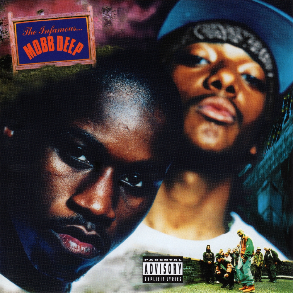 Mobb Deep - The Infamous (1995)
