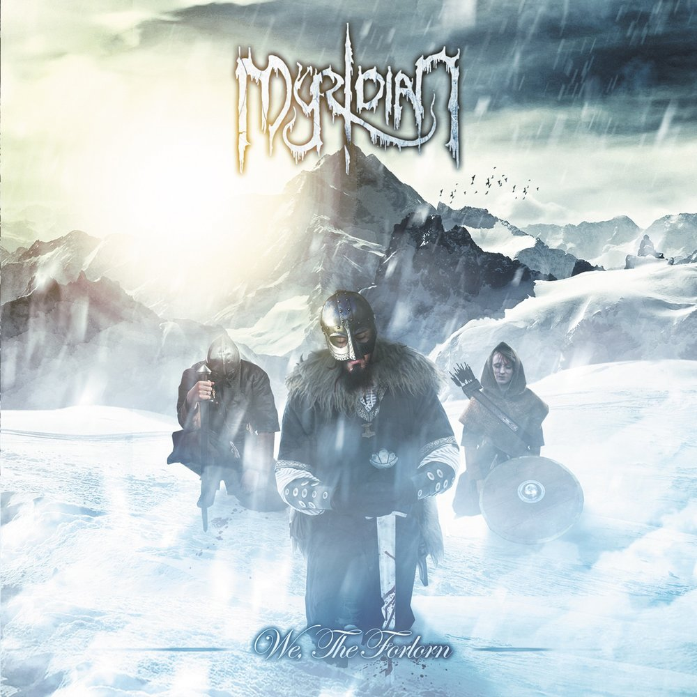 Myridian - We, The Forlorn (2015)
