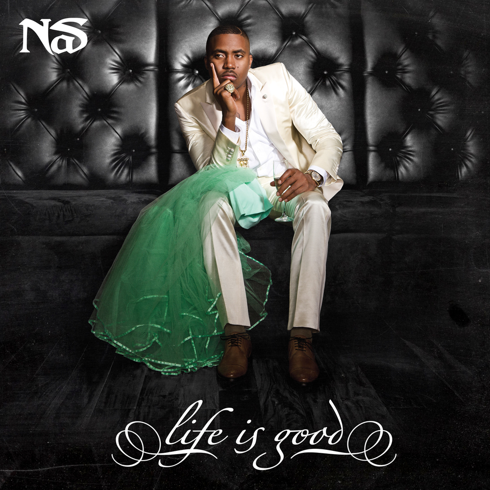 Nas - Life Is Good (2012)