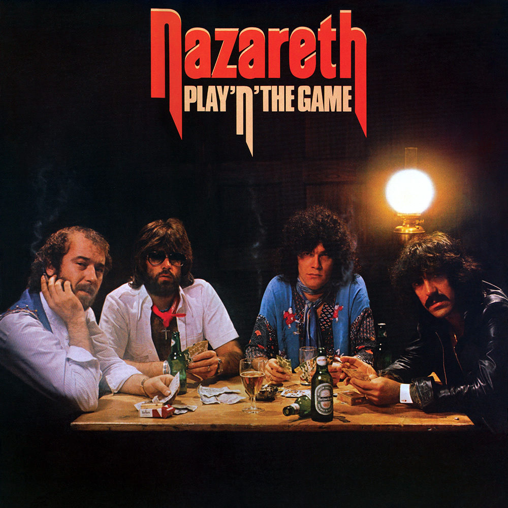 Nazareth - Play'n' The Game (1976)