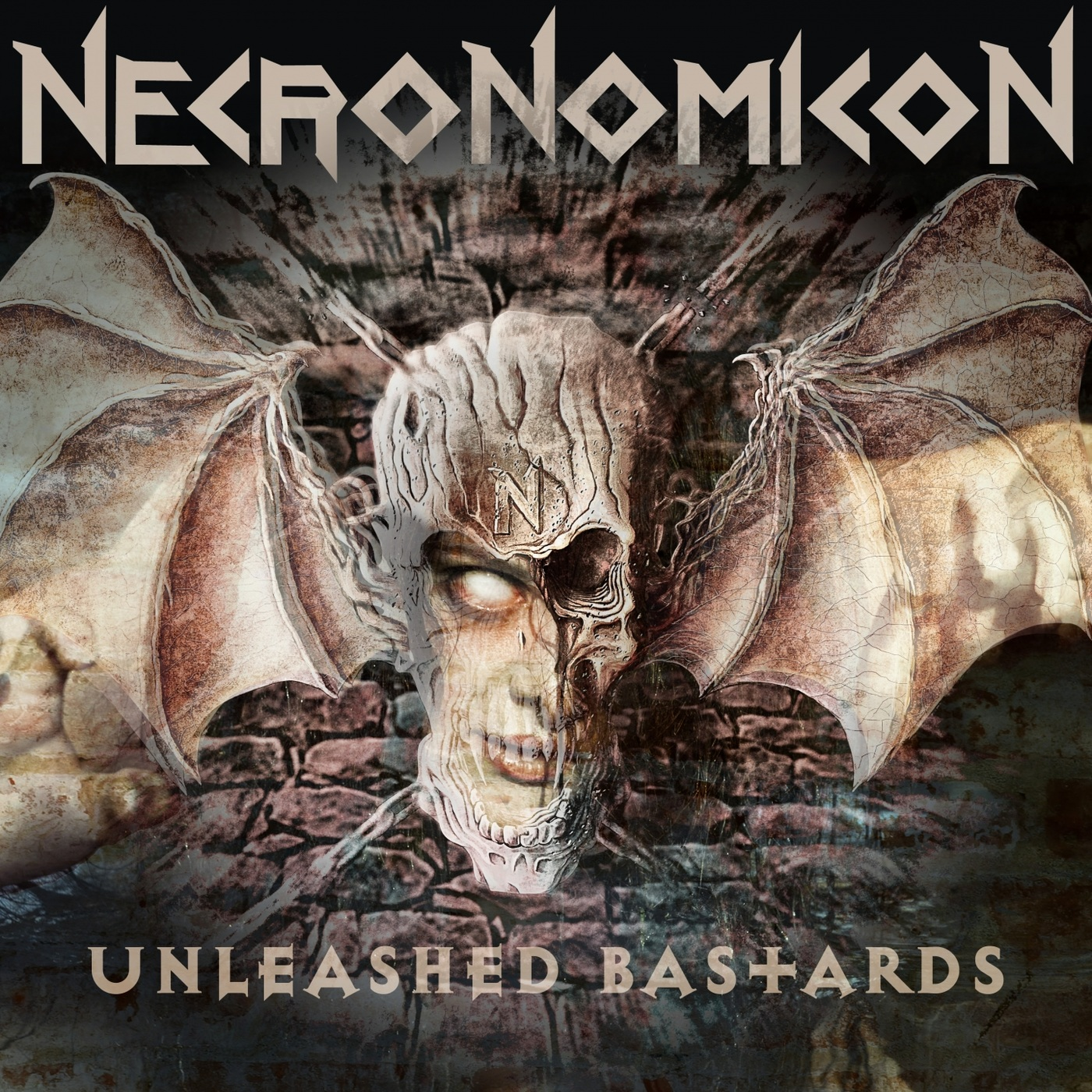 Necronomicon - Unleashed Bastards (2018)