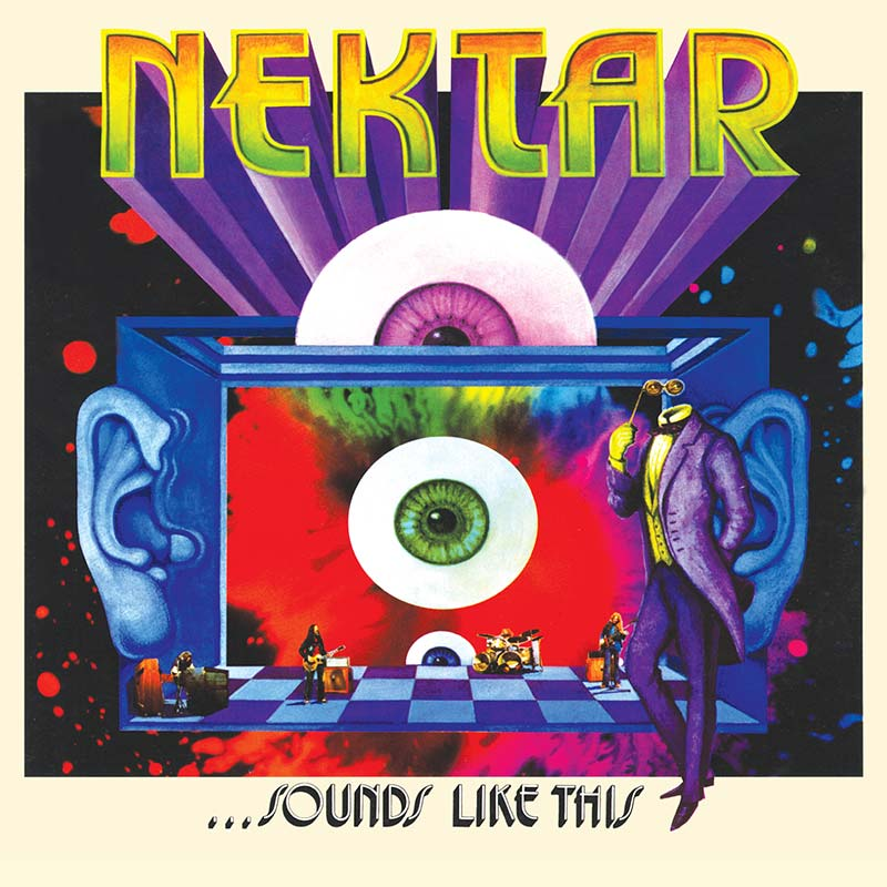 Nektar - ...Sounds Like This (1973)