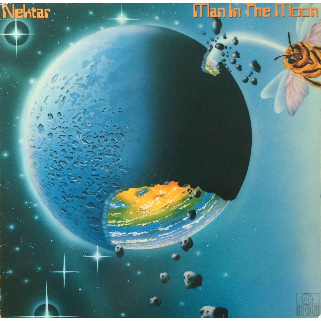 Nektar - Man In The Moon (1980)
