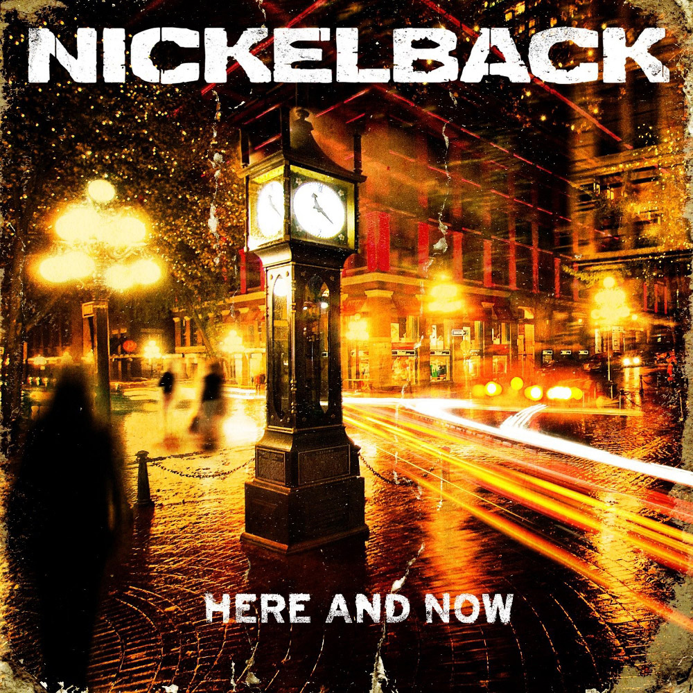 Nickelback - Here And Now (2011)