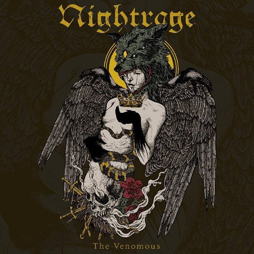 Nightrage - The Venomous (2017)