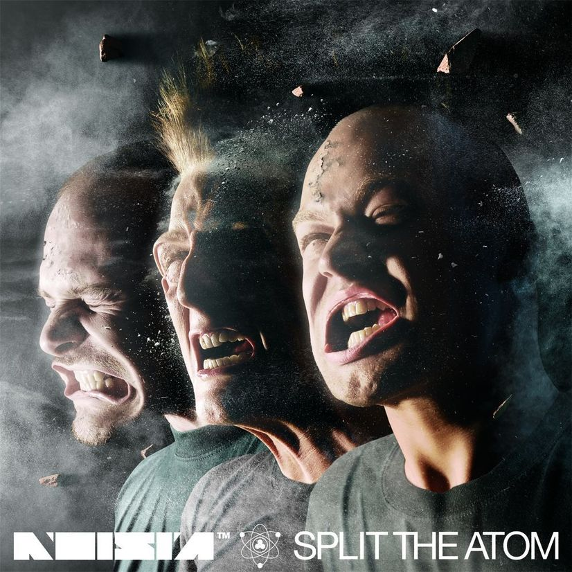 Noisia - Split the Atom (2010)