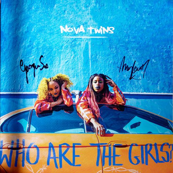Nova Twins - Who Are The Girls? (2020)