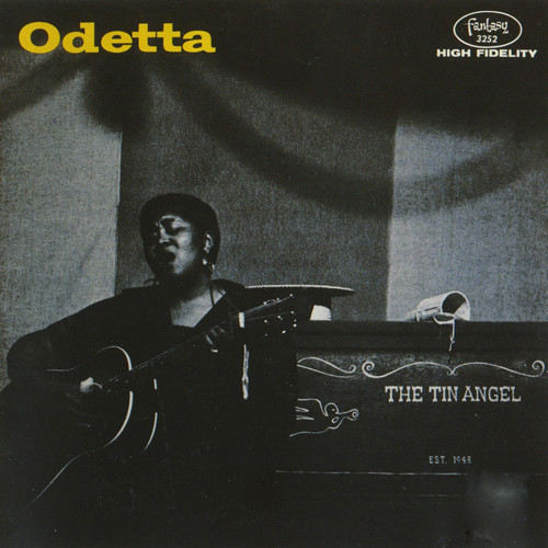 Odetta - The Tin Angel (1954)
