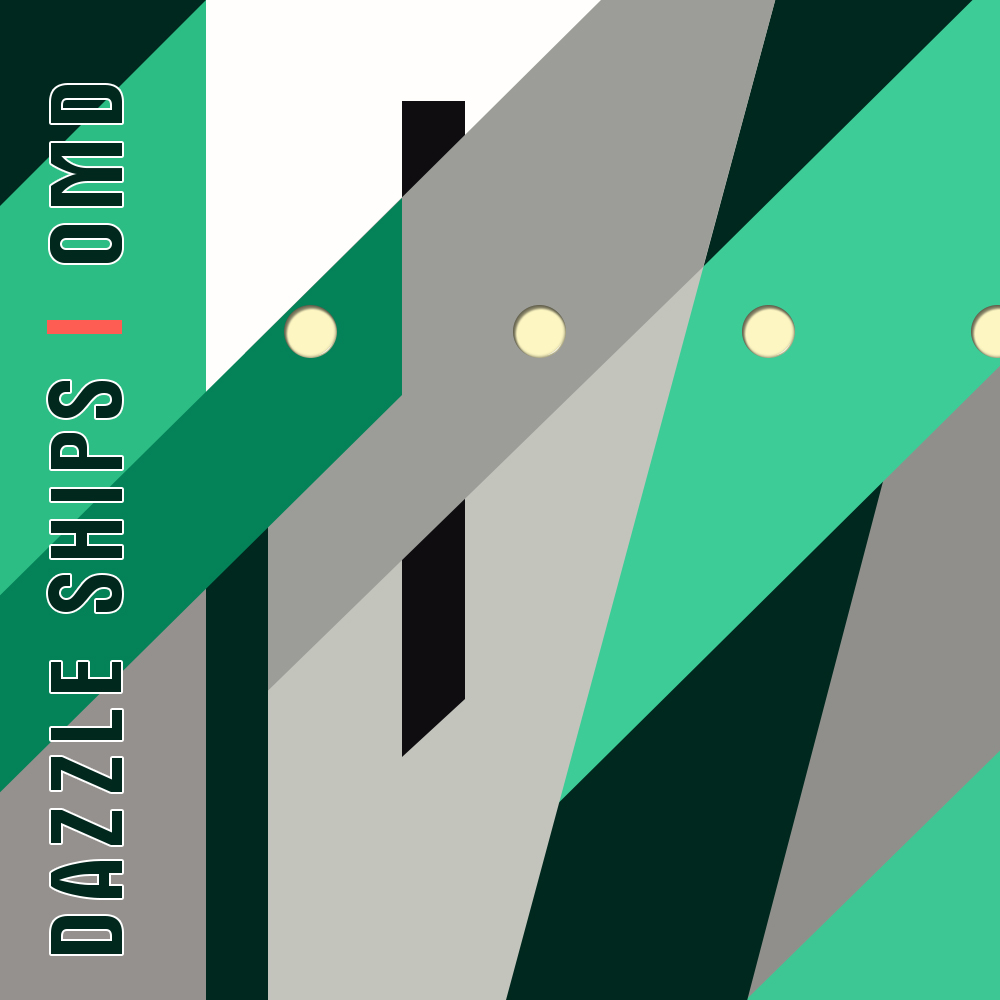 Orchestral Manoeuvres In The Dark - Dazzle Ships (1983)