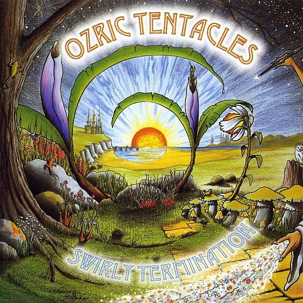 Ozric Tentacles - Swirly Termination (2000)