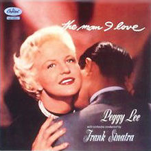 Peggy Lee - The Man I Love (1957)