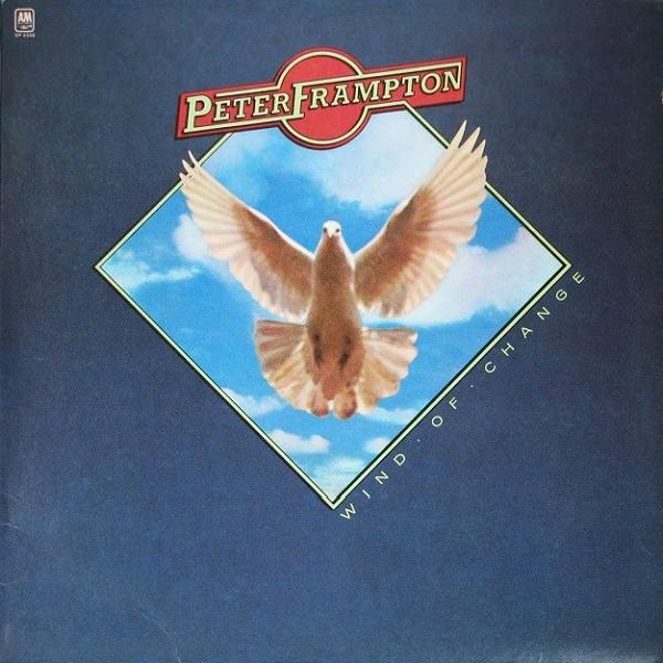Peter Frampton - Wind Of Change (1972)