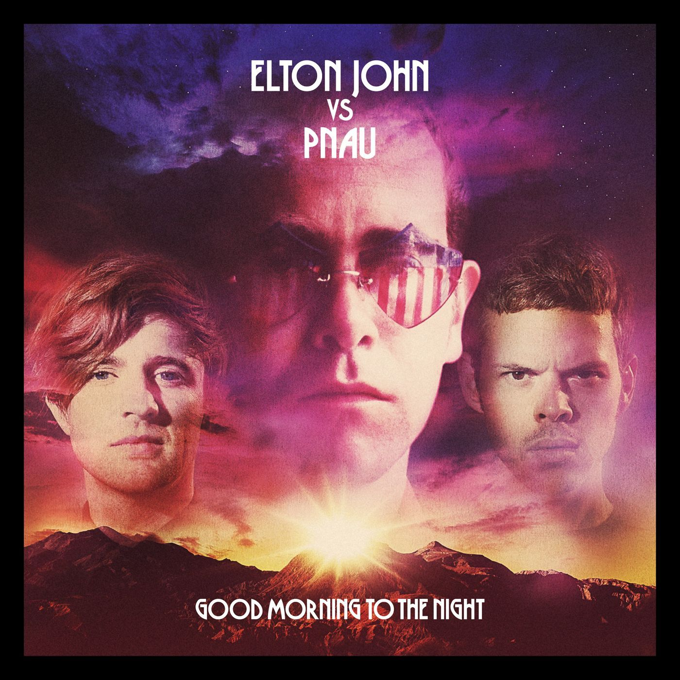 Pnau - Good Morning to the Night (feat. Elton John) (2012)
