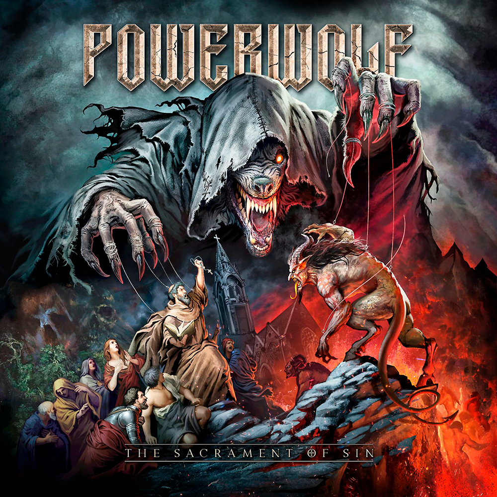 Powerwolf - The Sacrament Of Sin (2018)